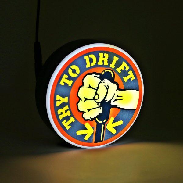 Led lighting symbol Drift
