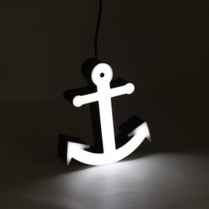 Led lighting symbol Anchor