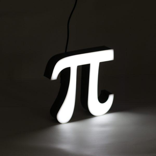 Led lighting symbol Pi