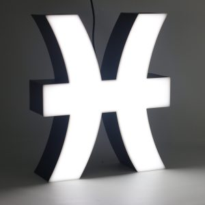 Led lighting Zodiac Sign Pisces
