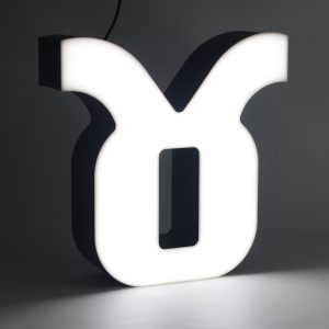 Led lighting Zodiac Sign Taurus