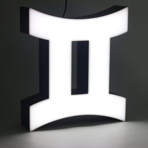 Led lighting Zodiac Sign Gemini