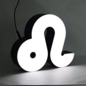 Led lighting Zodiac Sign Leo