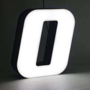Led lighting number 0