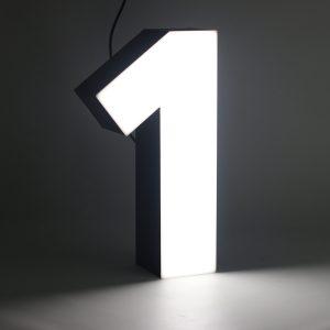 Led lighting number 1