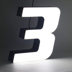 Led lighting number 3
