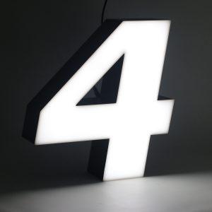 Led lighting number 4