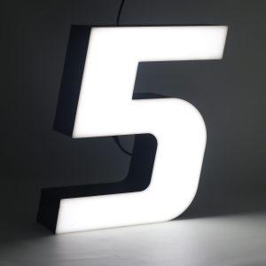 Led lighting number 5