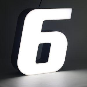Led lighting number 6