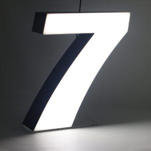 Led lighting number 7