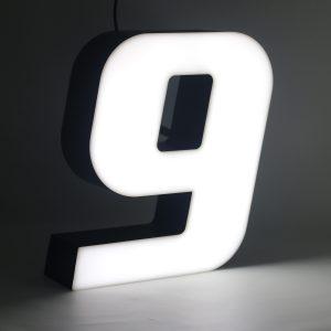 Led lighting number 9