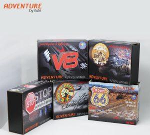 Adventure decorative LED Lightings Luxury packaging