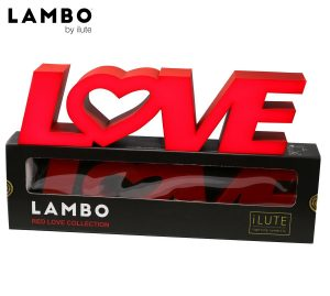 Lambo Love decorative LED Lightings Luxury packaging