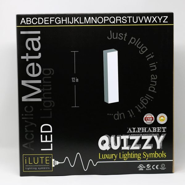 Quizzy collection - Letter I