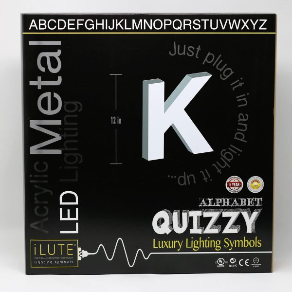 Quizzy collection - Letter K