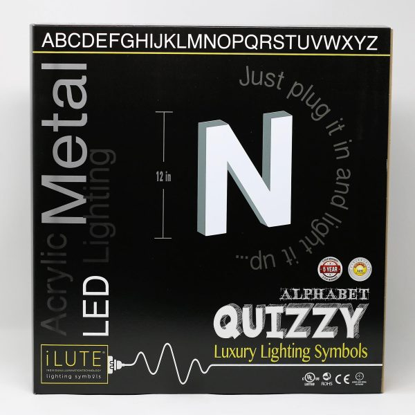 Quizzy collection - Letter N