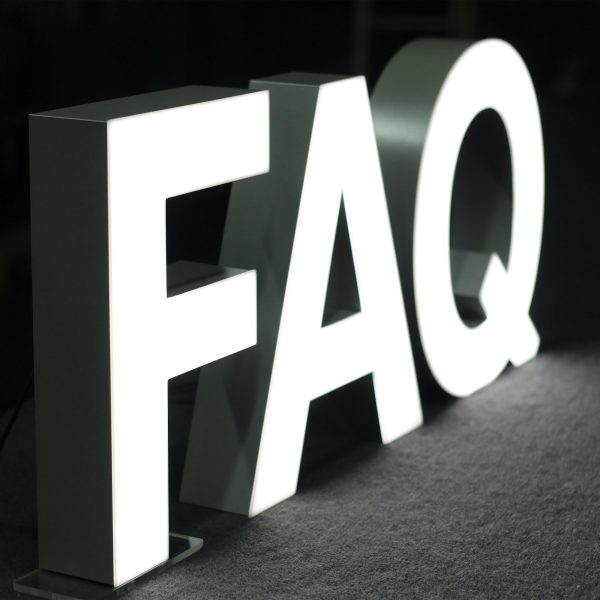Quizzy collection - Letters F+A+Q