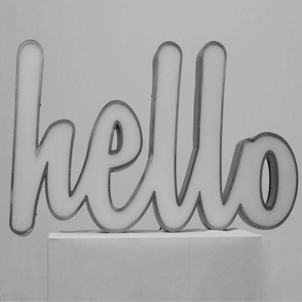 LEXiS hello